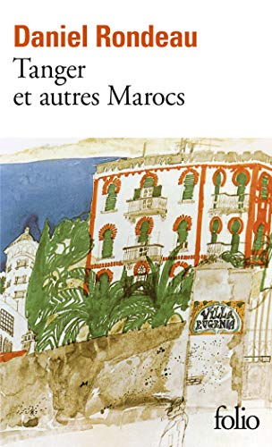 9782070407507: Tanger Et Autres Marocs (Folio) (English and French Edition)