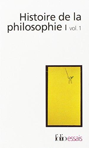 9782070407774: Hist de La Philosop (Folio Essais) (English and French Edition)