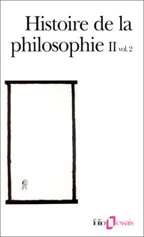9782070407804: Hist de La Philosop (Folio Essais) (French Edition)