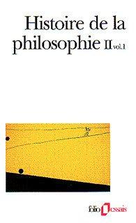 9782070408641: Histoire de la Philosophie, 1999, 6 volumes