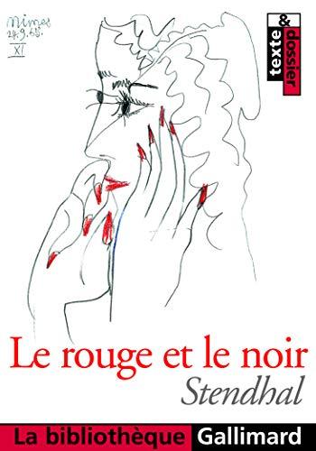 Le Rouge et le Noir: Stendhal, Lamalle, Anne
