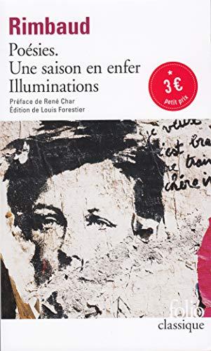 9782070409006: Poesies / Une Saison En Enfer / Illuminations