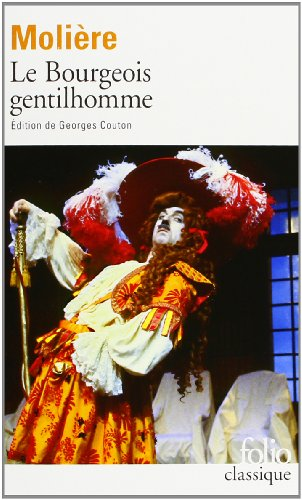 9782070409204: Le Bourgeois Gentilhomme (French Edition)