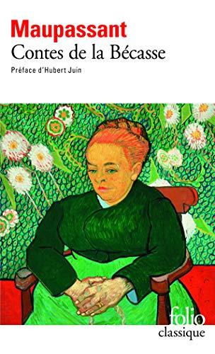9782070409242: Contes de La Becasse (Folio (Gallimard)) (French Edition)