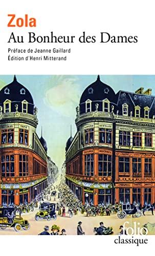 9782070409303: Au Bonheur Des Dames (Folio (Gallimard)) (English and French Edition)