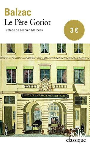 9782070409341: Le Père Goriot (Folio Classique)