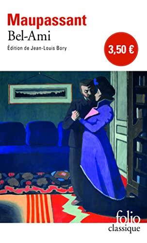 9782070409358: Bel Ami (Folio (Gallimard)) (English and French Edition)
