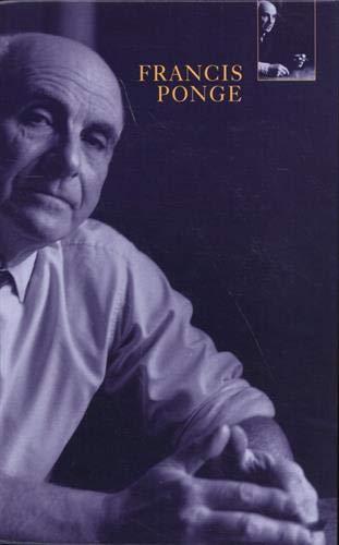 9782070409532: Le Parti pris des choses - Pièces - La Rage de l'expression (Poésie/Gallimard)