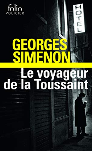 9782070410293: Voyageur de La Toussain (Folio Policier) (English and French Edition)