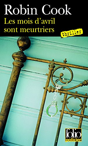 9782070410354: Mois D Avril Sont Meurt (Folio Policier) (English and French Edition)