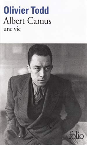Albert Camus: Une Vie (French Edition): Olivier Todd