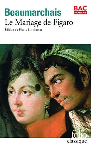 Le Mariage de Figaro (Folio Classique): Beaumarchais