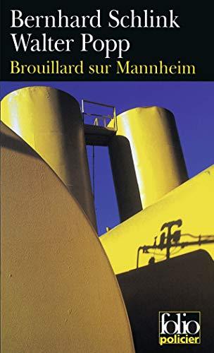 9782070410903: Brouillard Sur Mannheim (Folio Policier) (French Edition)