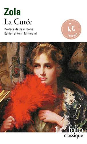 9782070411412: Les Rougon-Macquart, II : La Curée: La Curee (Folio Classique)