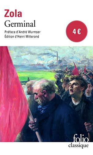 9782070411429: Germinal (Folio (Gallimard))