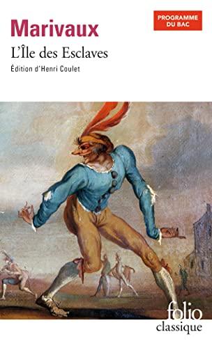 9782070412686: L'Île des Esclaves (Folio Classique)