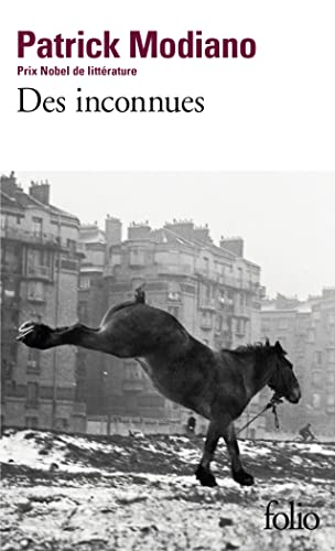 9782070412761: Inconnues (Folio) (French Edition)