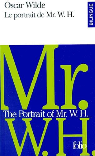 9782070412822: Le Portrait de Mr. W. H./The Portrait of Mr. W. H.