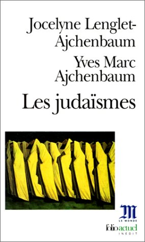 9782070413041: Judaismes (Collection Poesie) (English and French Edition)