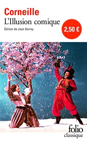 9782070413096: Illusion Comique (Folio (Gallimard)) (French Edition)