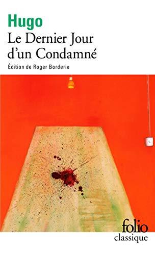 9782070413102: Dernier Jour D Un Condam (Folio (Gallimard)) (French Edition)