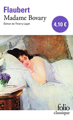 9782070413119: Madame Bovary (Folio (Gallimard)) (French Edition)