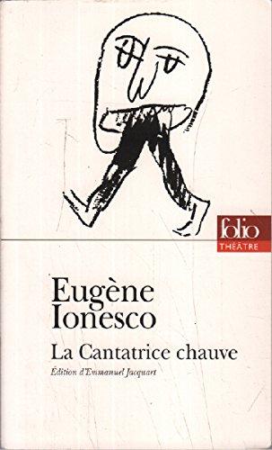 9782070413249: La Cantatrice Chauve (Export)