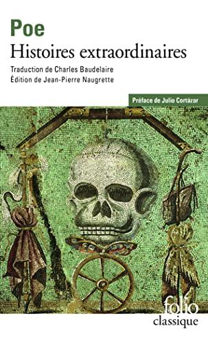 9782070413591: Histoires extraordinaires (Folio)