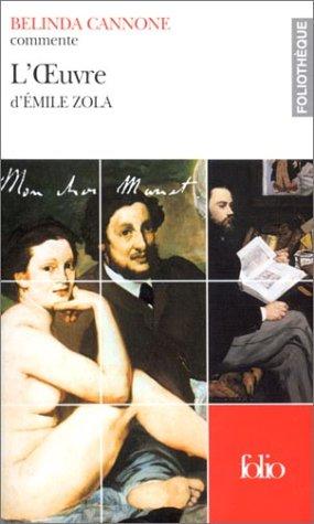 L'OEuvre d'Émile Zola: Cannone, Belinda