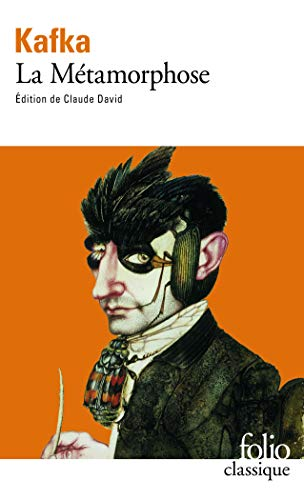 Metamorphose (Folio (Gallimard)) (French Edition) (207041437X) by Kafka, Franz