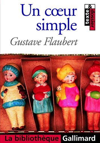 9782070414963: Un Coeur Simple (French Edition)