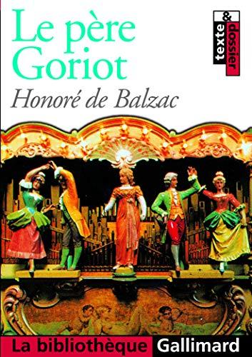 9782070414994: Le P�re Goriot