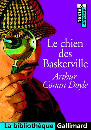 9782070415588: Le Chien des Baskerville
