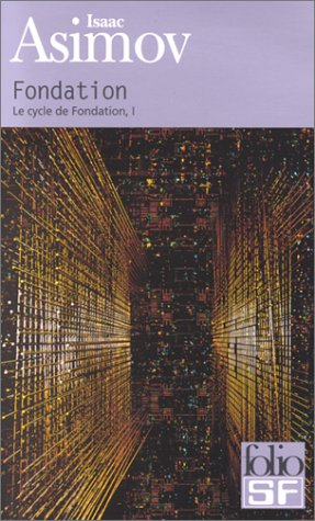 9782070415700: Le Cycle de Fondation, tome 1 : Fondation