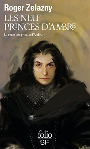 9782070415939: Les Neuf Princes d'ambre