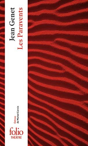 9782070416134: Paravents (Folio Theatre) (French Edition)