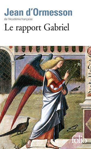 9782070417353: Le Rapport Gabriel (Folio) (French Edition)