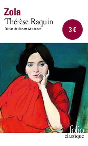 9782070418008: Thérèse Raquin (Folio Classique)