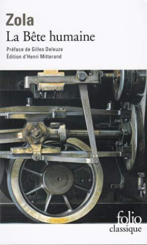 9782070418015: La Bete Humaine (Folio (Gallimard))