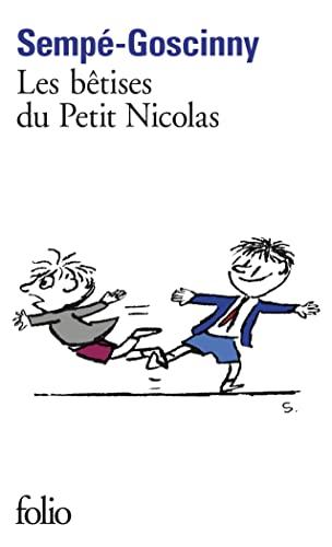 9782070418671: Betises Du Petit Nicolas (Folio) (French Edition)