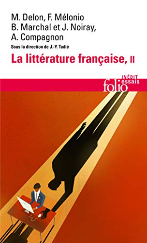 9782070418862: Litterature Francaise (Folio Essais) (French Edition)