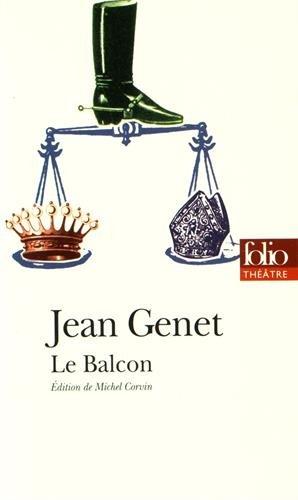 9782070419036: Le Balcon