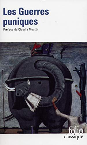 Les Guerres puniques Collectifs and Moatti,Claudia
