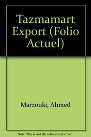 9782070420353: Tazmamart Export (Folio Actuel) (French Edition)