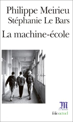 9782070420490: La Machine-école