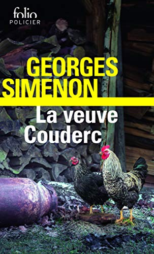 Veuve Couderc (Folio Policier) (French Edition) (2070421120) by Georges Simenon