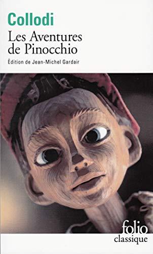 9782070421251: Aventures de Pinocchio (Folio (Gallimard)) (French Edition)