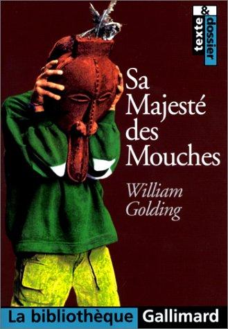 9782070421787: Sa Majesté des Mouches (La bibliothèque)