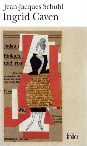 9782070423262: Ingrid Caven (Folio)