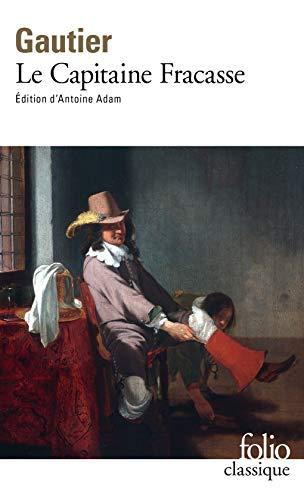 9782070423538: Le Capitaine Fracasse